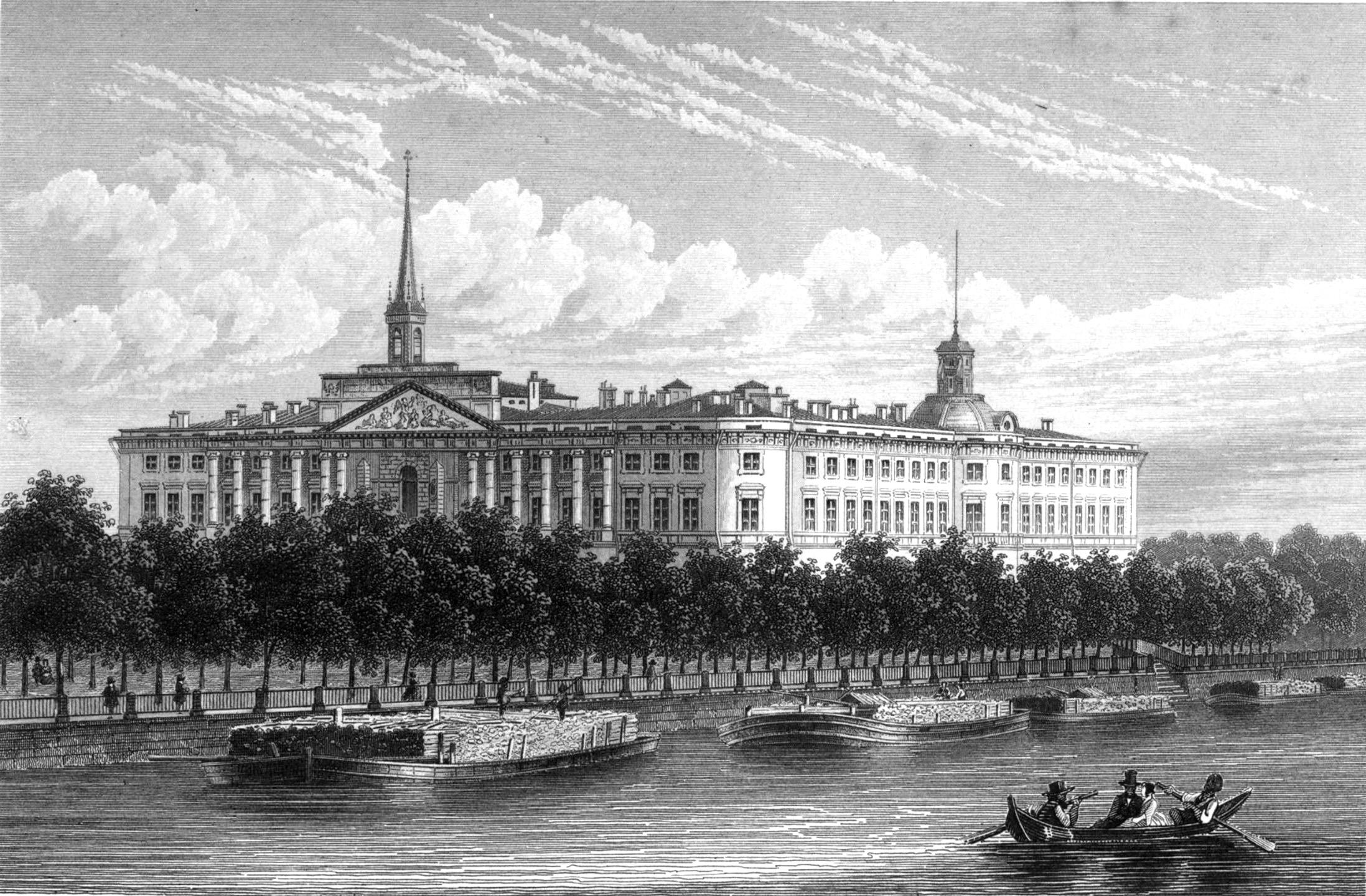 6. Павловский дворец