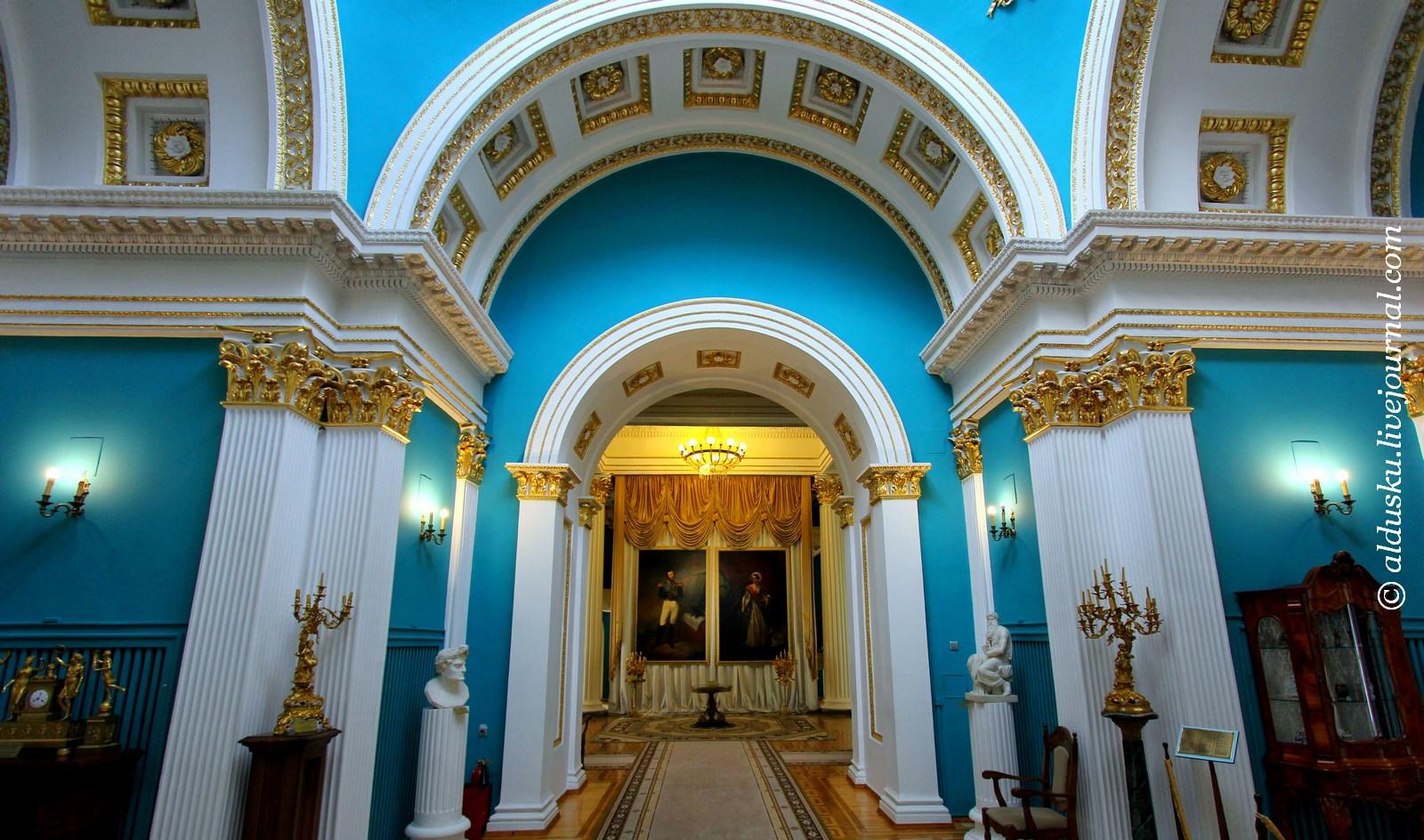 Гомель Дворец Румянцевых—Паскевичей