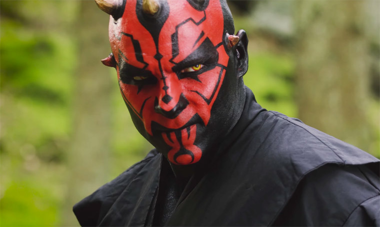 Darth Maul Apprentice - A beautiful fan short film in the Star Wars universe