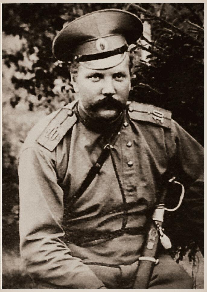 Михаил Дмитриевич Поспелов