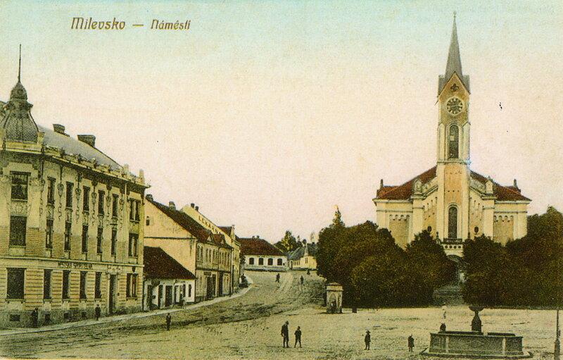 Мюльхаузен (Милевско), 1916 г.