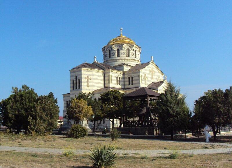 Херсонес Таврический. Владимирский собор