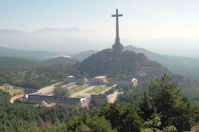 Долина павших. Испания