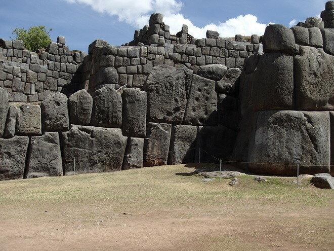 Крепость Саксайуаман. Перу