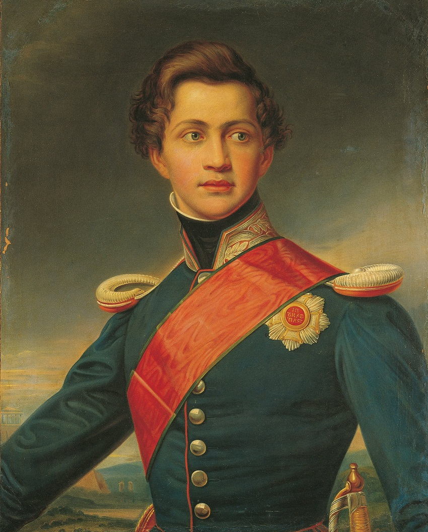 Otto Friedrich Ludwig (1815—1867), Otto I king of Greece, сын Ludwig I.