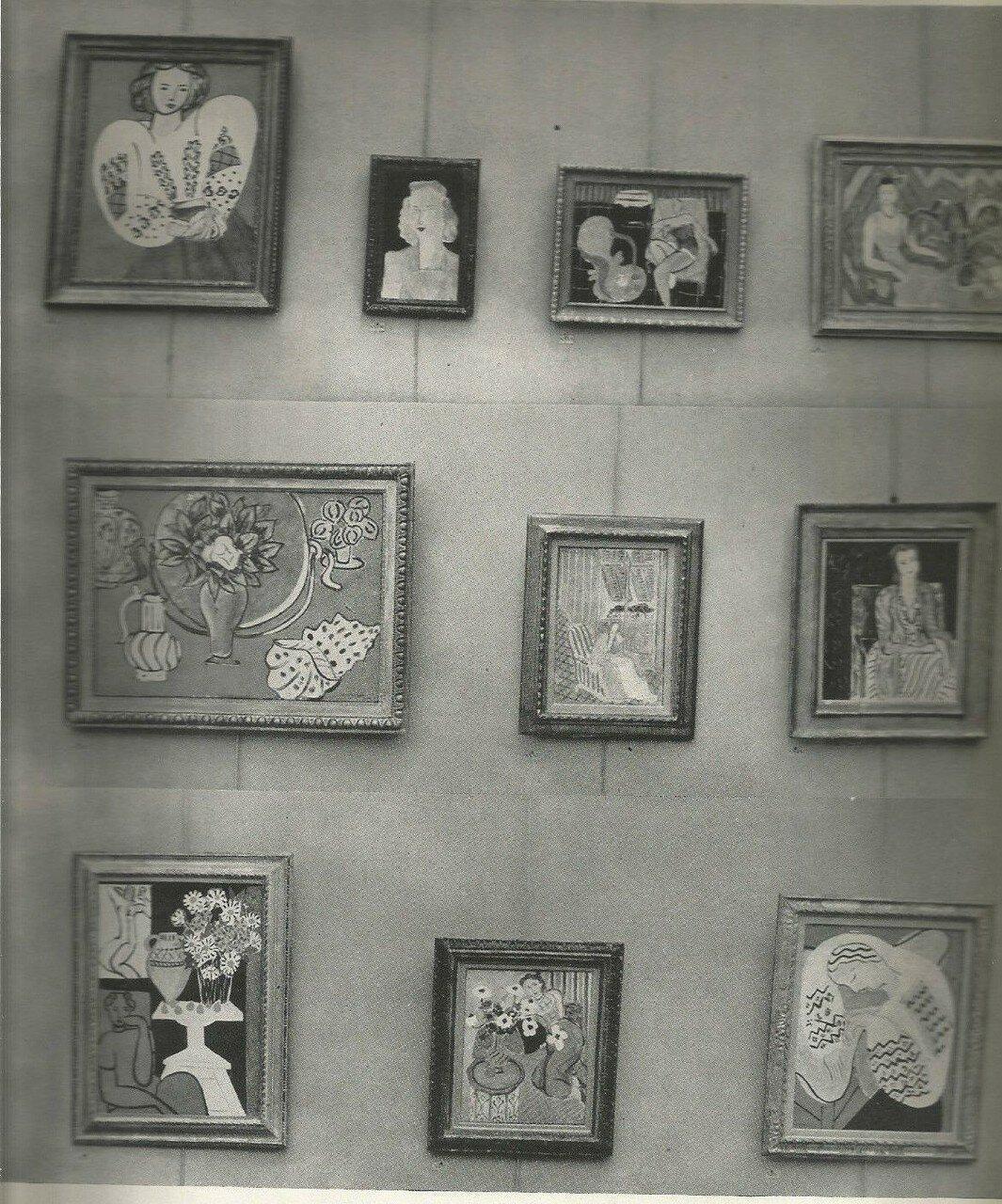 1945. Выставка Матисса в Осеннем салоне