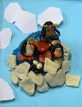 Аллахяров Сакрат (рук. Пистоль Жанна Борисовна) - Веселые пингвины
