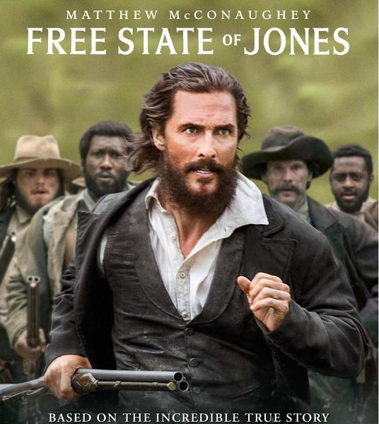 Свободный штат Джонса / Free State of Jones (2016/CAMRip)