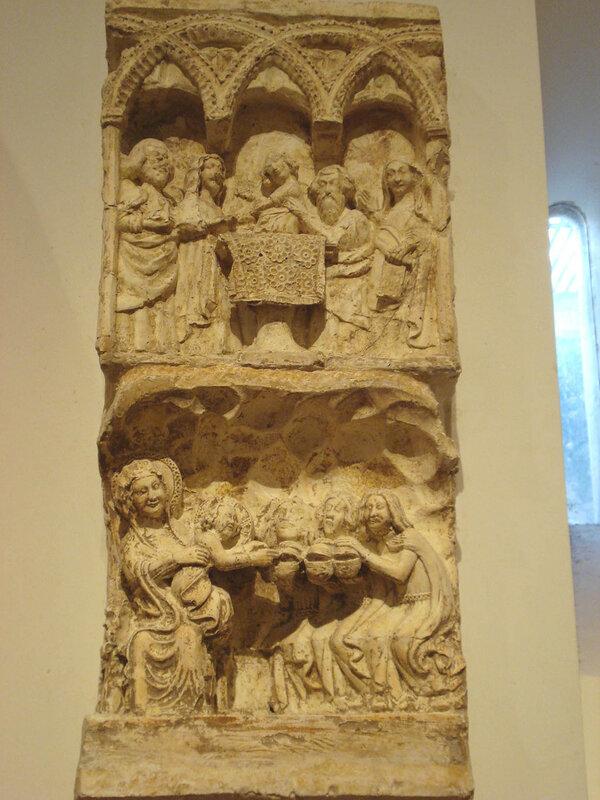 019-Альтамура - поклонение волхвов и Сретение (музей Бари).jpg