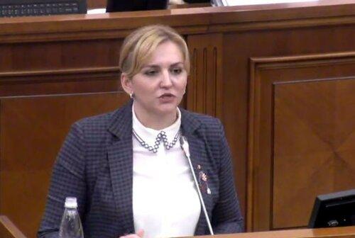О новой системе медучета пациентов в Молдове рассказала Руксанда Главан