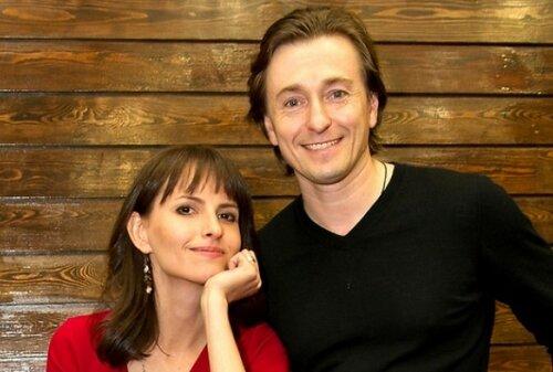 Сергей Безруков женился на Анне Матисон  7Днейру