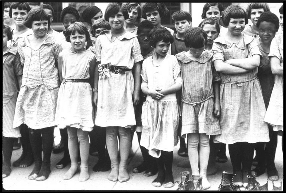 Заброшенная деревня, где проводили опыты над психически больными детьми