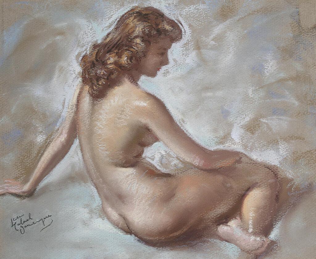 Сидящая обнаженная. пастель. 21.5 х 26 см. частная коллекция.jpg