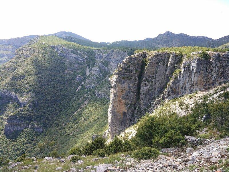 каньон циевны
