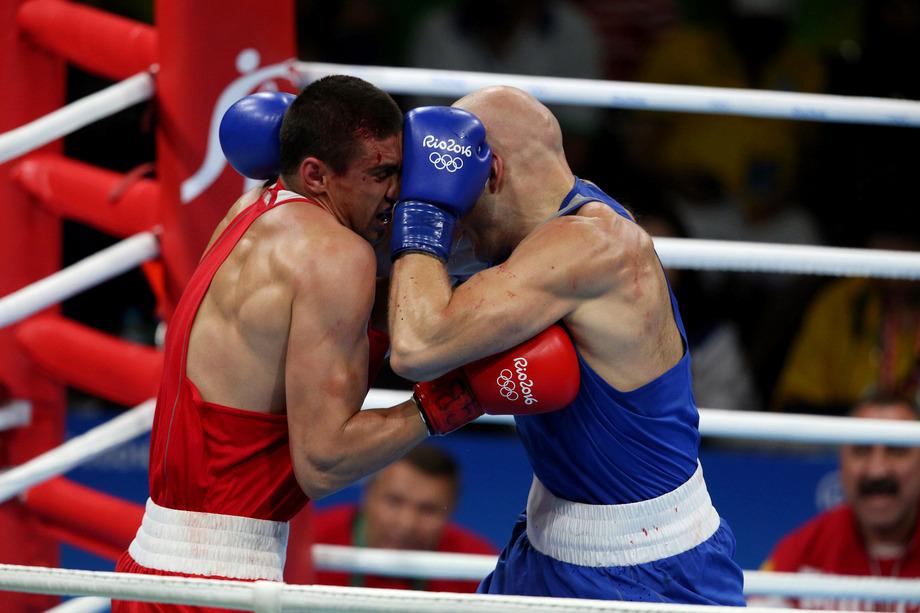 Олимпиада-2016. Бокс