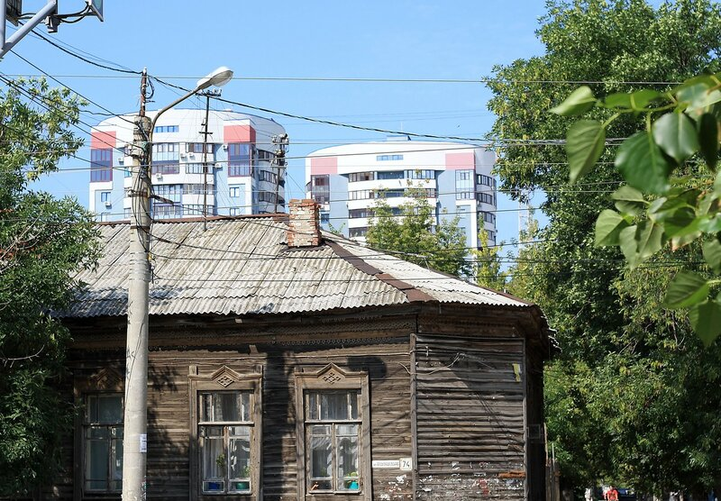 ул. Коммунистическая, Буянова и старый город 175.JPG