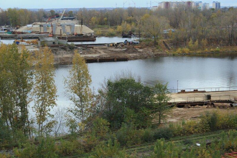 Изолятор №1 и мост 279.JPG