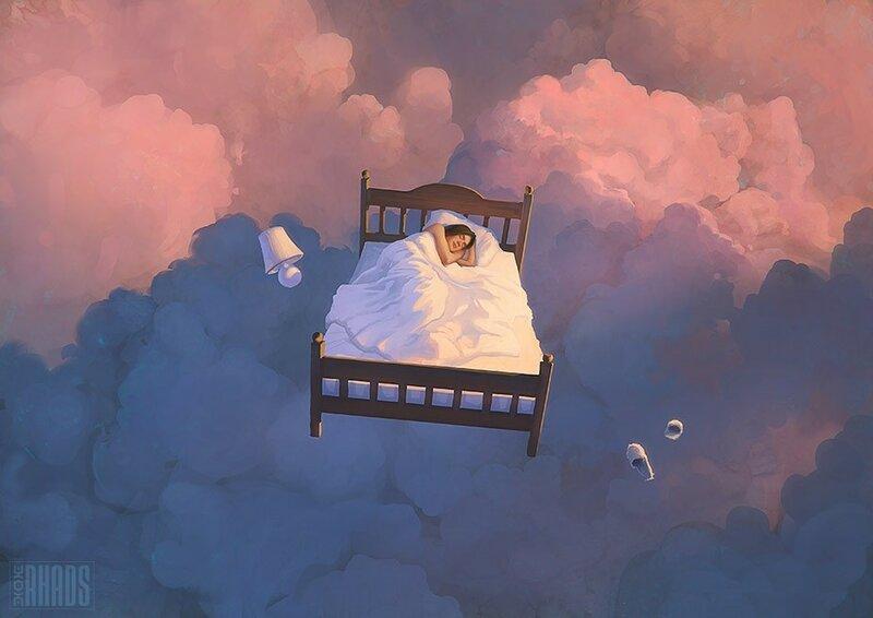 Артём Чебоха (RHADS). Dreaming Light.