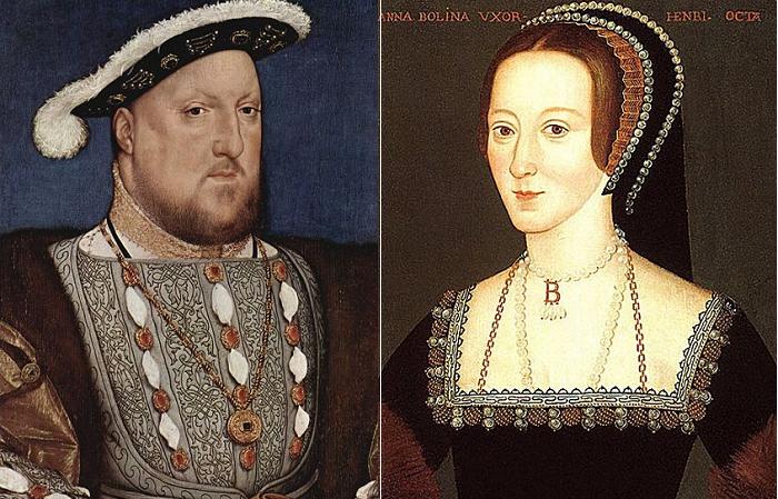 Генрих VIII Генрих VIII прославился тем, что самовольно связывал себя узами брака шесть раз.