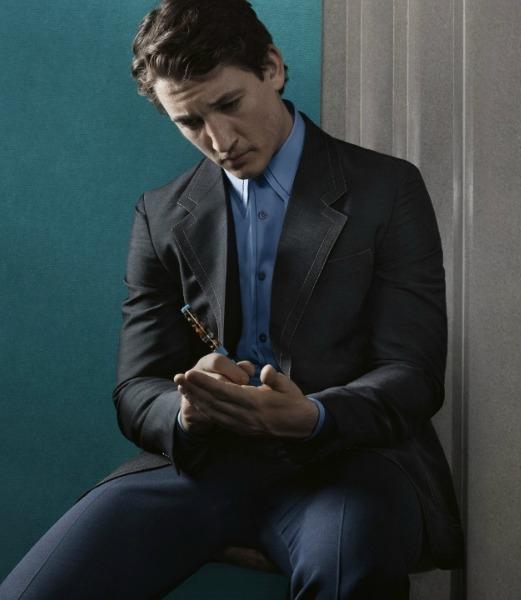Мужчины носят Prada: кампания весна-лето 2015