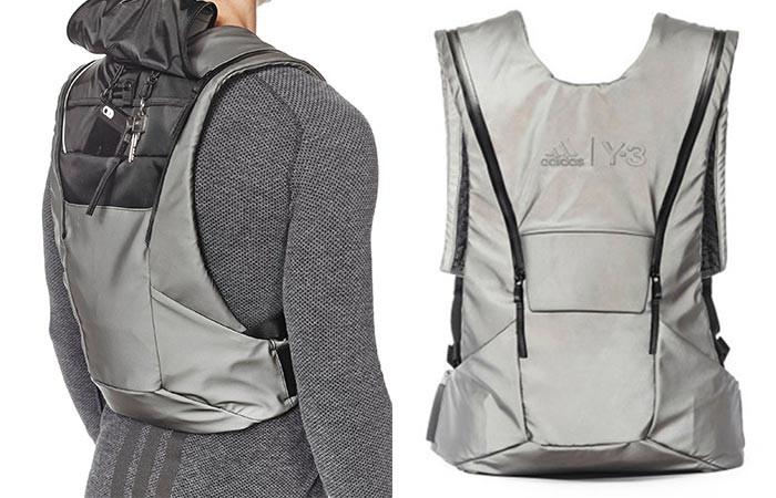Компания Adidas представила на всеобщий суд свой новый спортивный рюкзак под названием Y-3 Sport Bac