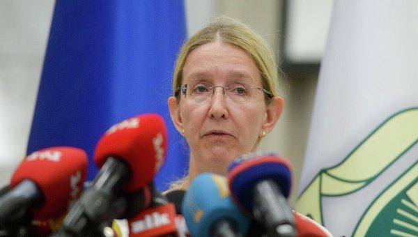 Супрун подала наутверждение Кабмина кандидатуры заместителей