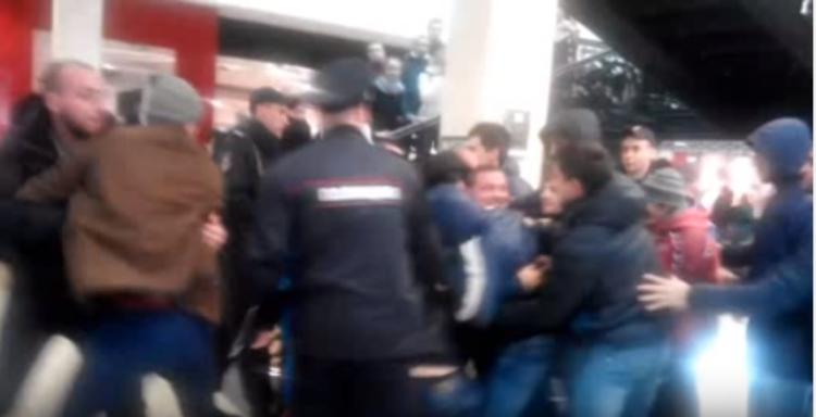 В потасовке наПетровке участвовали граждане астраханцы имосквичи