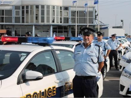 ВУмань для помощи украинским полицейским прибыли правоохранители изИзраиля