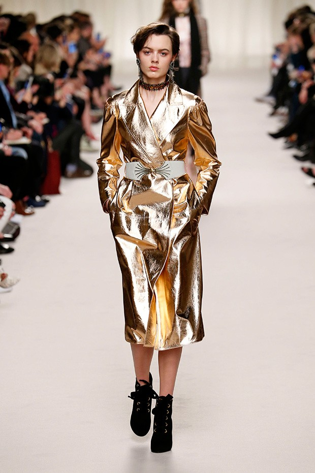 #PFW Lanvin Fall Winter 2016/17 Collection - Design Scene - Fashion, Photography, Style & Design