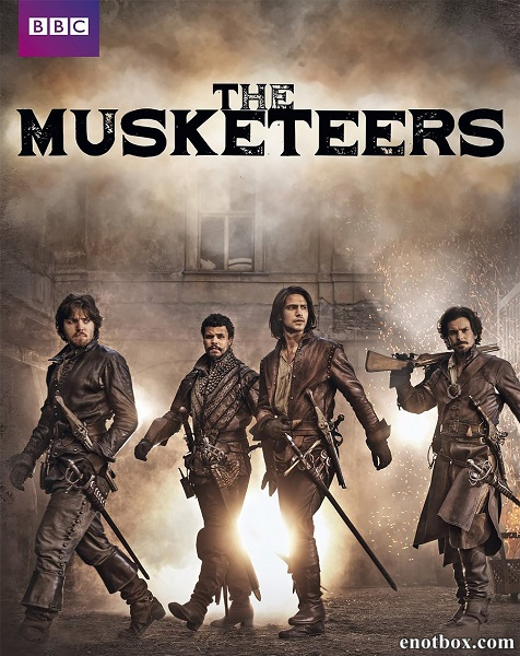 Мушкетеры / The Musketeers - Полный 3 сезон [2016, WEB-DLRip | WEB-DL 720p] (LostFilm)
