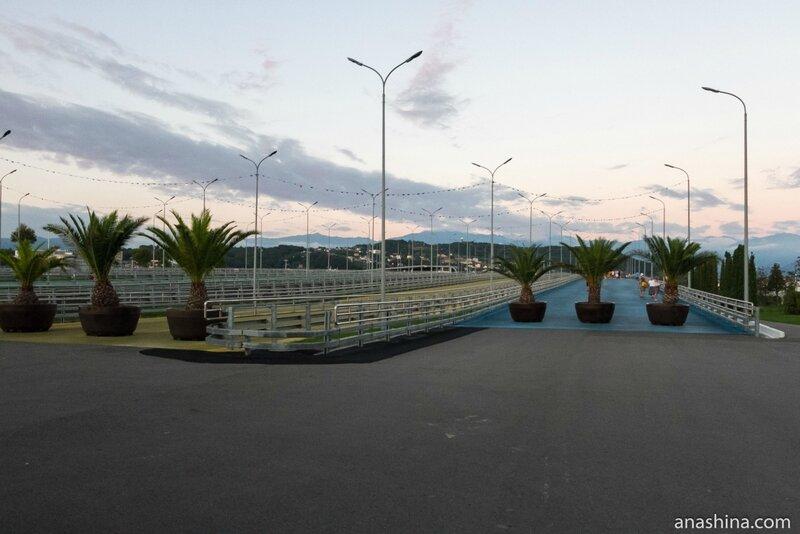 Олимпийский парк, Сочи