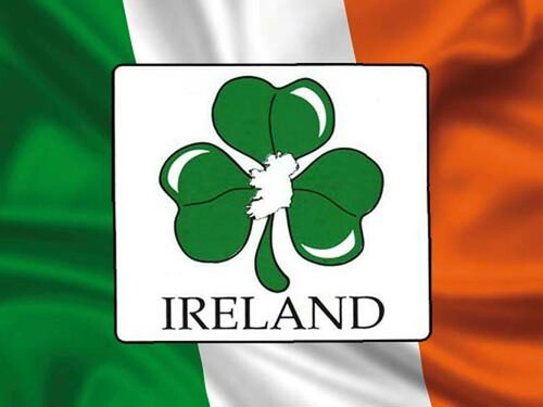 Картинка герба ирландии