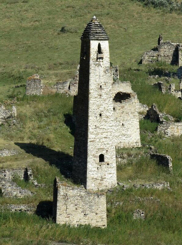 Классическая боевая башня, Таргим