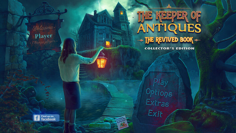 The Keeper of Antiques: The Revived Book CE
