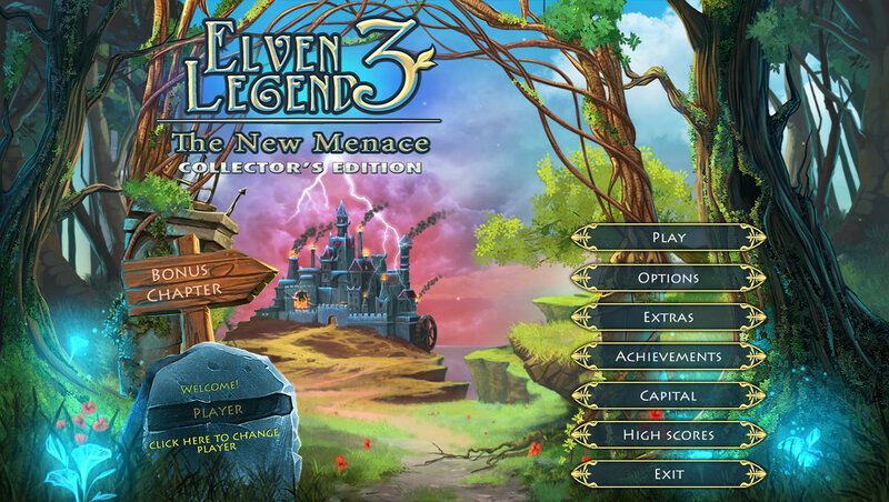 Elven Legend 3: The New Menace CE
