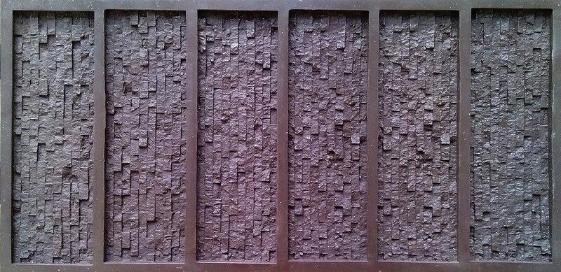 форма для Камень декоративный Мозаика