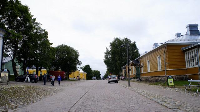 Крепость и порт