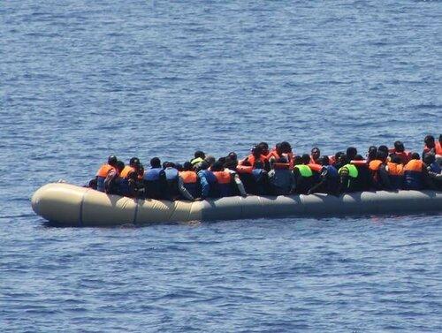 Более 200 мигрантов утонуло у берегов Египта