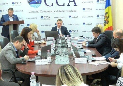 Семь молдавских телеканалов были оштрафованы