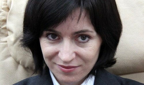 Кандидат в президенты Молдовы жаждет объединения с Румынией