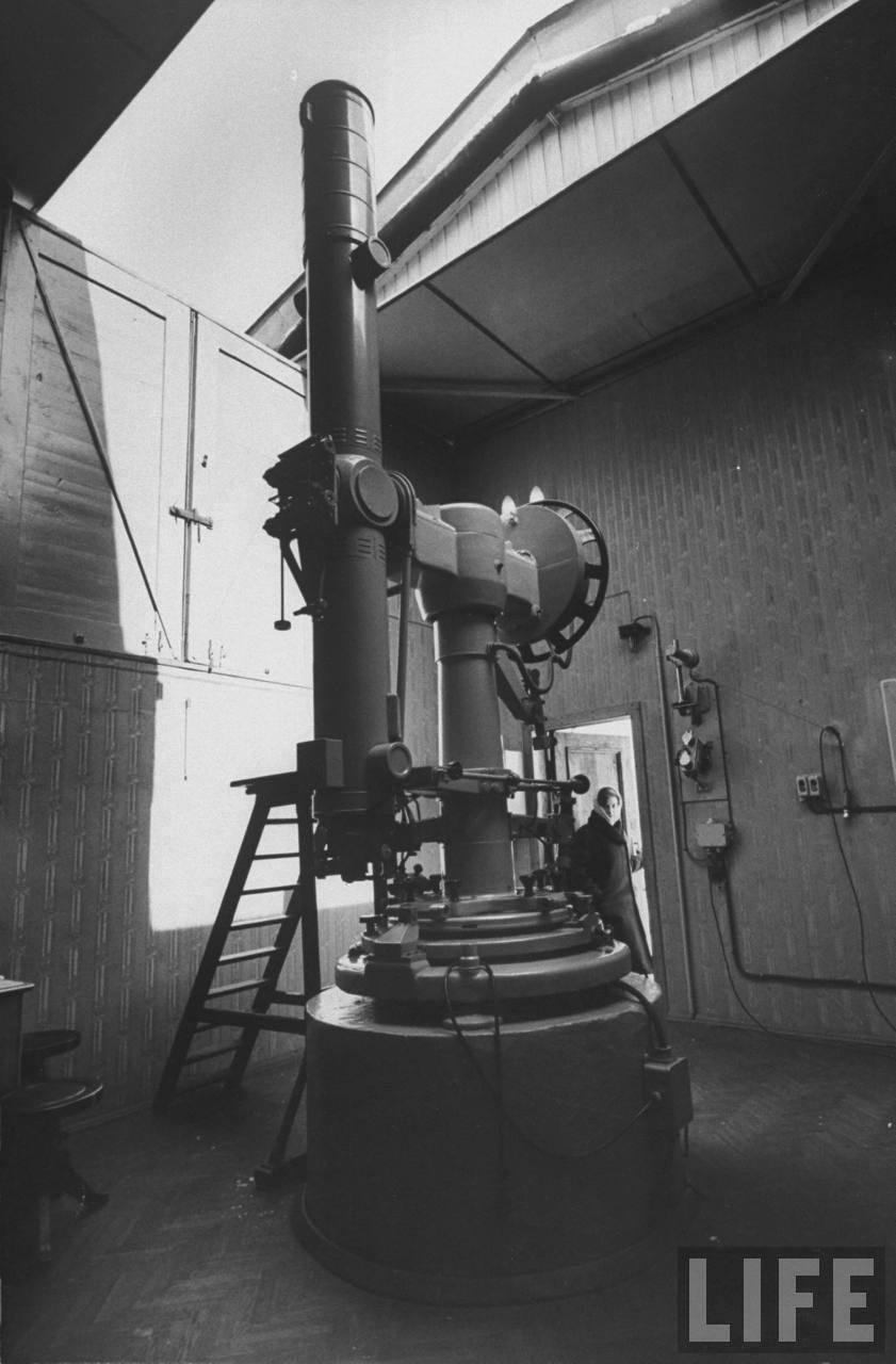 Наука в 1959 году