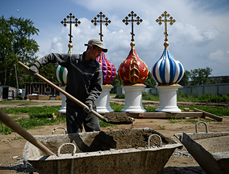 600 храмов шаговой доступности может быть построено в Москве