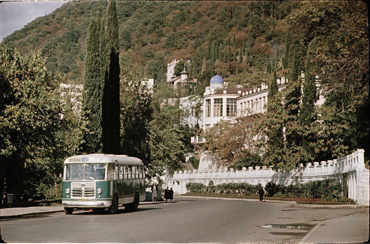 абхазия в советское время фото