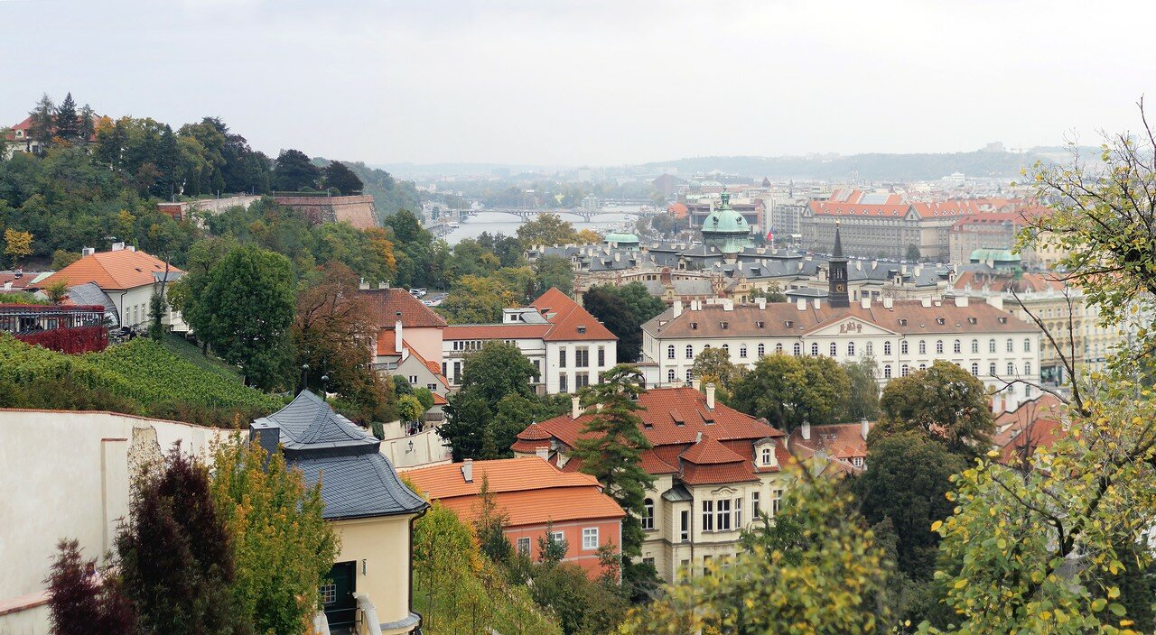 Prague in Autumn