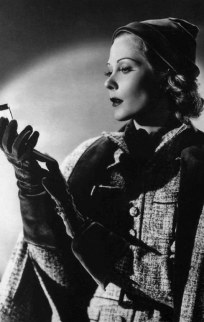 21. Манекенщица Натали Палей, Париж, 1937.