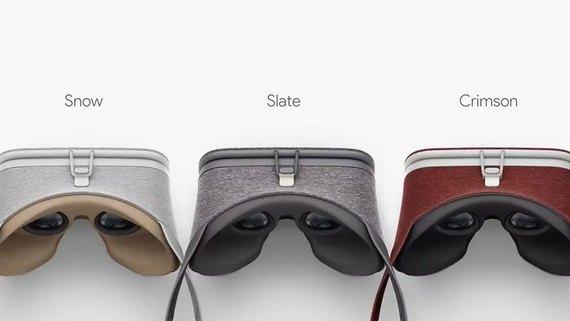 Также компания представила собственную платформу виртуальной реальности Daydream и шлем Daydream Vie