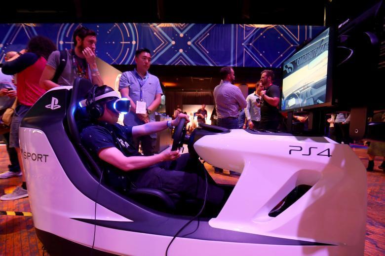 Sony Playstation представляет новую игру «Detroit: Become Human».