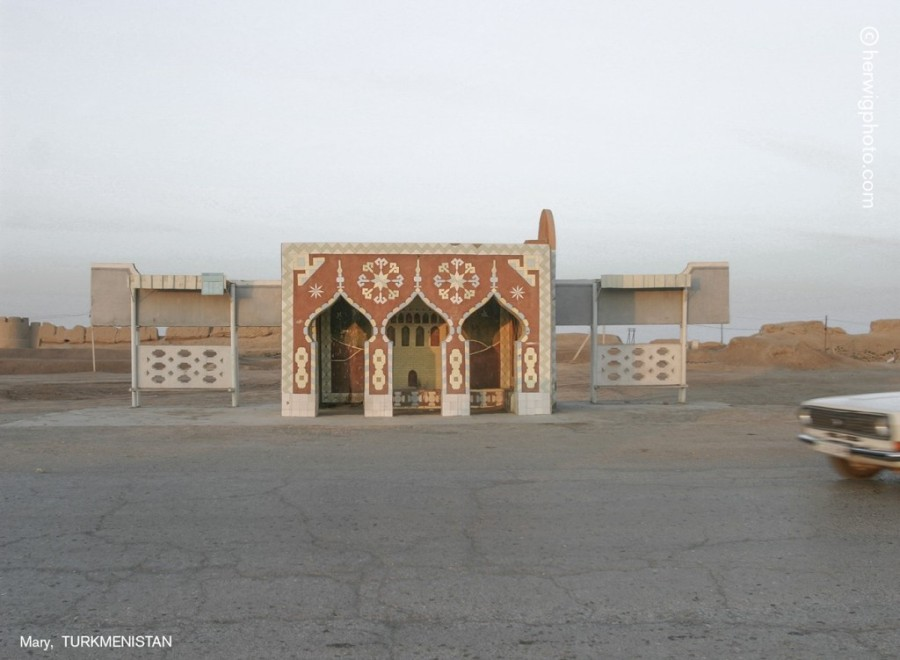 8. Mary, Turkmenistan