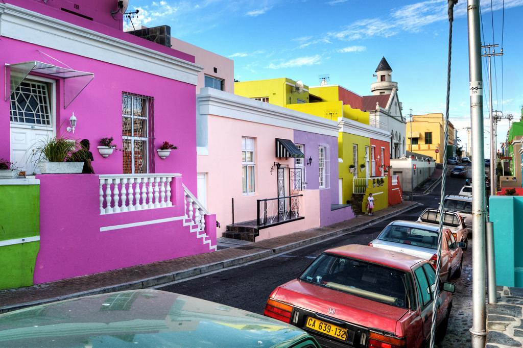 Южно-Африканская Республика. Бо-Каап, Кейптаун. (Federico Moroni)