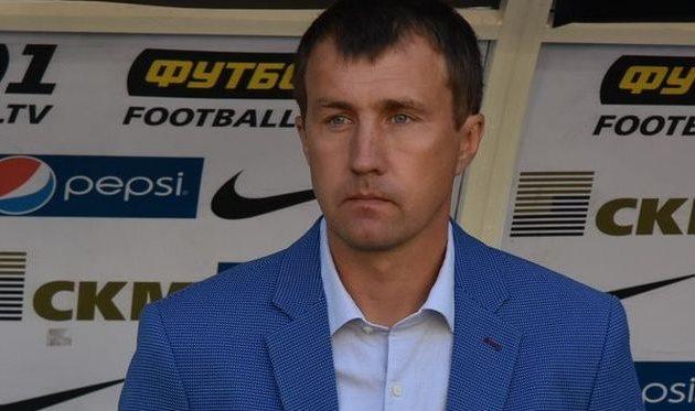 Лавриненко выведет команду наигру сВолынью— Президент Зирки